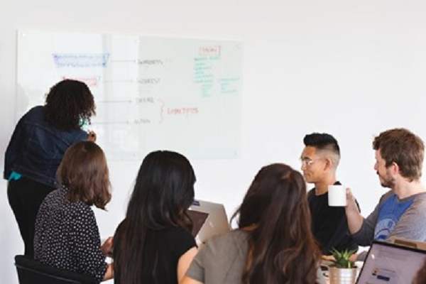 The importance of cultural customs during a business meeting